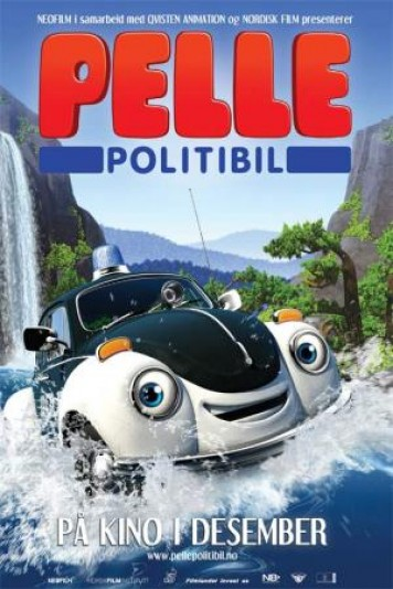 Pelle_Politibil_cover